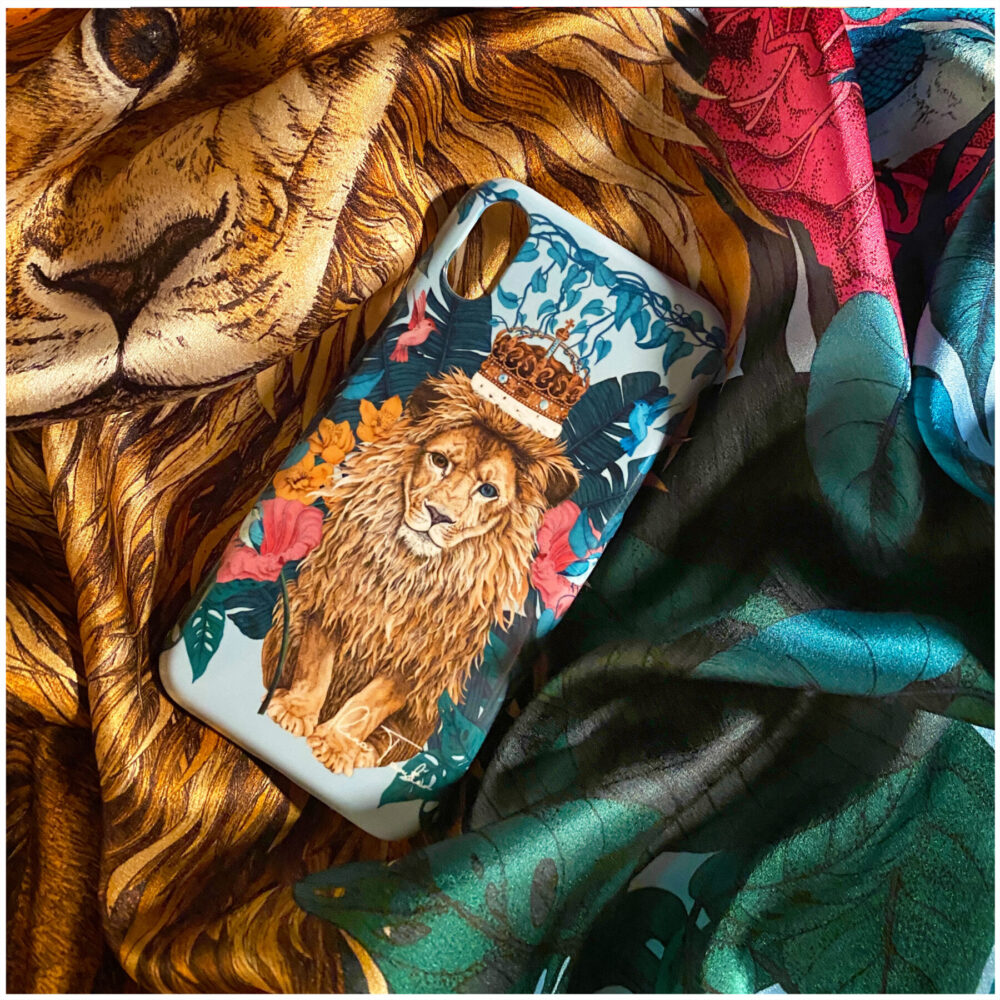 Ilona Tambor iphone case