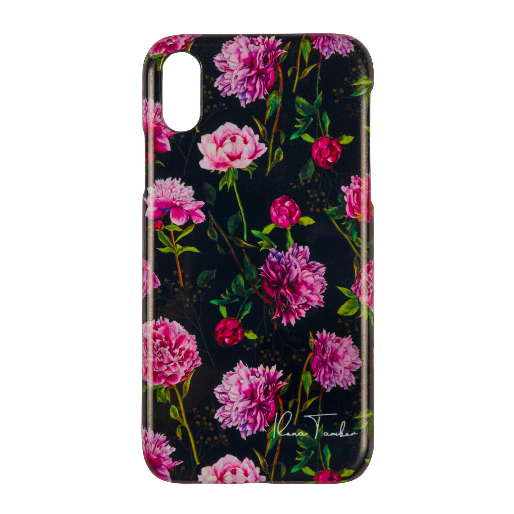 iphone case Peonies Ilona Tambor