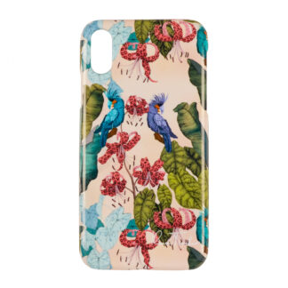 iphone case Ilona Tambor The Tropical Paradise Powder Pink