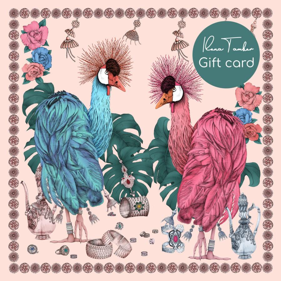 Ilona Tambor Gift Card