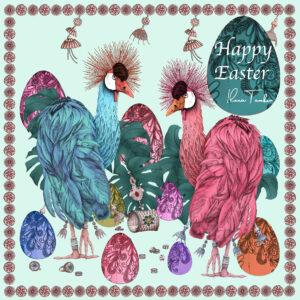 Easter Card Ilona Tambor