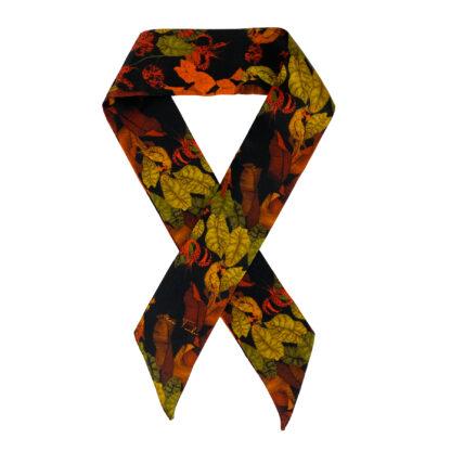 Silk twilly scarf