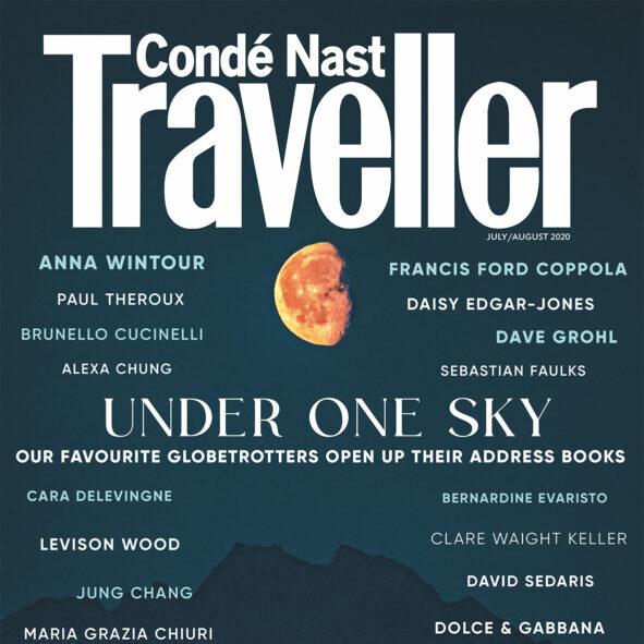 Conde Nast Traveller Ilona Tambor