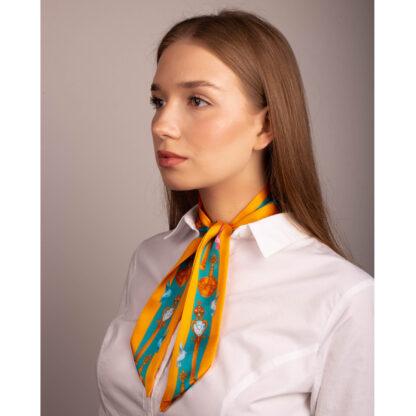 Twilly scarf