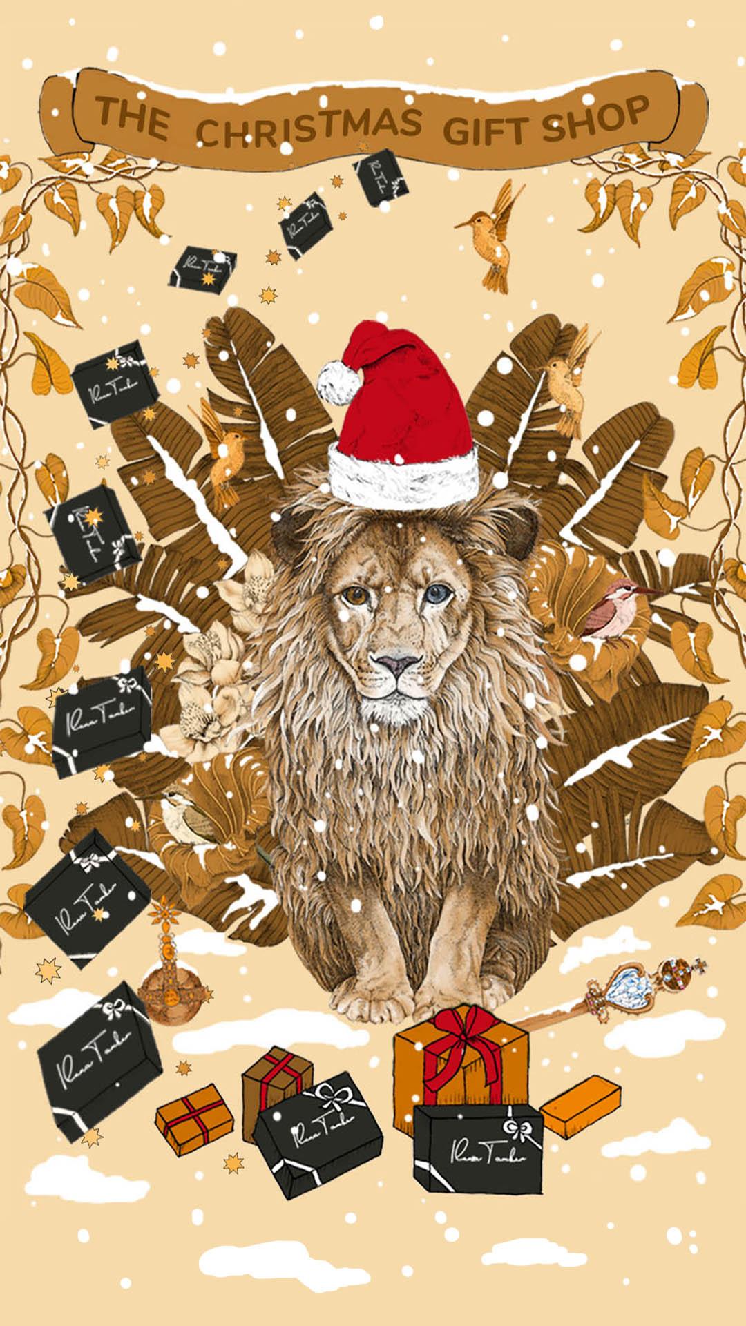 Ilona Tambor Art Silk Scarves Christmas Gift Shop