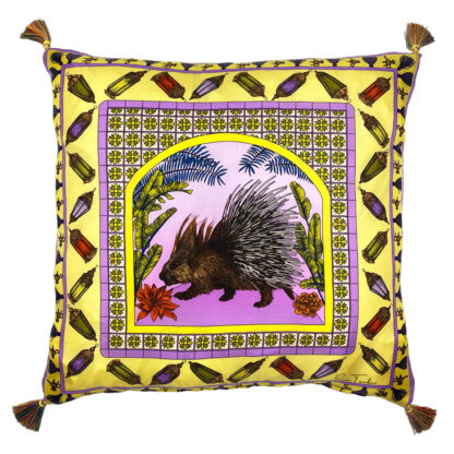 Silk Cushion Collection