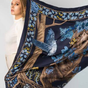 AW Silk Scarf Collection
